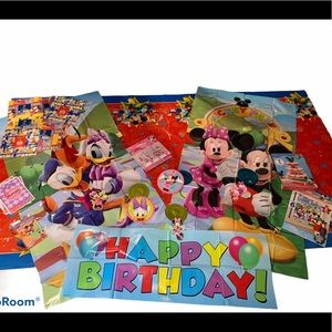 Other - Mickey & Minnie Mouse birthday party decorations